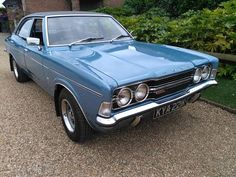Ford Cortina 2000 GXL - Mot May 2018 - Drives Great - (picture 1 of Classic Cars British, Old Classic Cars, British Car, Cars Uk, Old Fords, Classic Motors, Car Prices, Car Ford, Commercial Vehicle