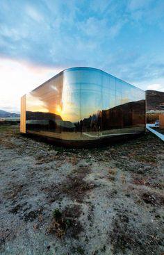 Le pavillon sans programme  Jesus Torres Garcia Architecture