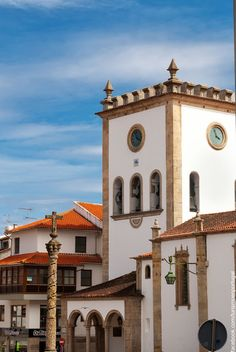 Bragança, Portugal. My family hails from a noble ancestor whose title was Duchess of Braganca.