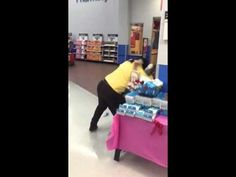 Just another day at Walmart Another Epic Fight -