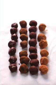 Simple truffles