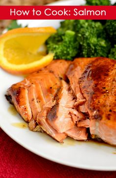 Heart-healthy salmon makes for a delicious, good-for-you meal.
