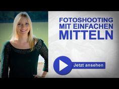 Fotoshooting mit einfachen Mitteln I marcusfotos.de - YouTube
