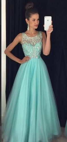 Ball Gown Prom Dresses,Quinceanera Dresses,Long Homecoming Dresses,Party Dresses,Evening Dresses,Evening Gowns,Beaded Dresses,Elegant Prom Dresses,Women Dresses, Newest Backless Long Beaded Prom Dresses For Teens