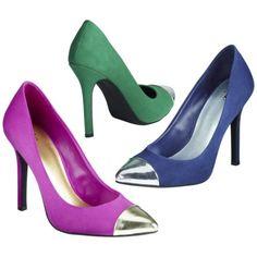 Surprisingly cute heels from Target