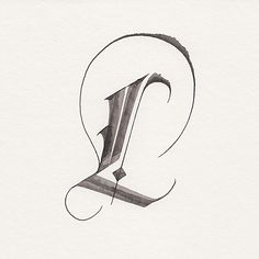 blackletters / L / Joan Quiros