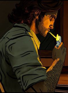 The Wolf Among Us, Canon Ship, Night In The Wood, Big Bad Wolf, Life Is Strange, Dragon Age, Game Art, Joseph, Video Games