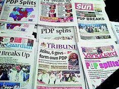 18 Best All nigerian newspapers images in 2016 | Nigerian