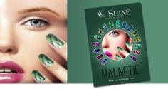 Esmaltes magnéticos de uñas VV SHine | Magnetic