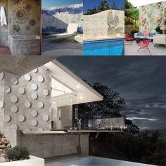 What's new on the Wallpaper front? Outdoors, Interior Design, Wallpaper, Outdoor Decor, Garden, Travel, Home Decor, Design Interiors, Voyage