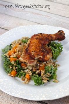 Autumn Chicken with