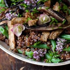 Maple Grilled Tempeh Recipe from 101 Cookbooks - Maple is back in ...