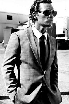 Matthew McConaughey  MISSION ACCOMPLISHED