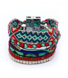 Las originales pulseras HIPANEMA, bracelets. jewelry, handmade, fashion