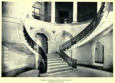 Inside the Rotunda at City Hall, New York