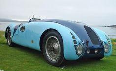1936 Bugatti Type 57C Le Mans