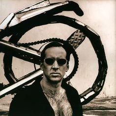 Nicolas Cage Los Angeles, 1998 Shot for Esquire (USA) by Anton Corbijn