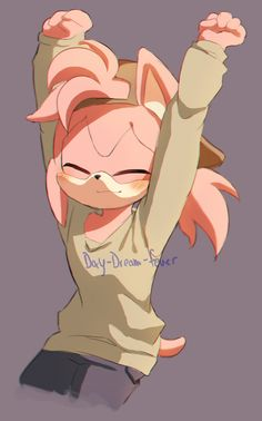 So cute!!! I love Amy! X3