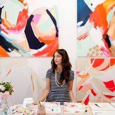 Artist Spotlight Series: Britt Bass Turner | The English Room