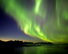 I have to go back to Norway to see the Northern lights.