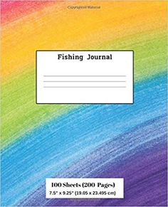 Fishing Journal: Ricky Lee: 9781695572782: Amazon.com: Books