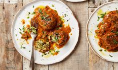 Yotam Ottolenghi's fennel recipes