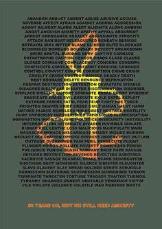 Amnesty posters: 50th anniversary poster, 2011