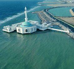 Sea mosque in Jeddah