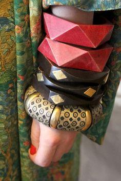 wrist armour