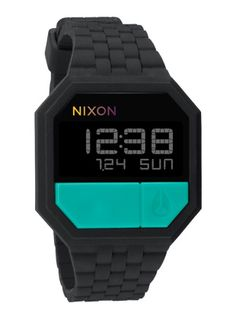 nixon watch for running