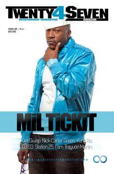 Mil Tickit 247 Magazine
