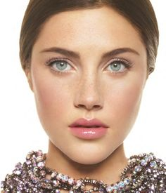 """Only Way I Could Describe This Look Is, """"A Fresh, Bright, Un-natural/Natural, Spring Look."""""""