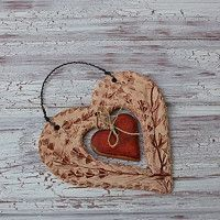 Polymer Clay Pendant, Polymer Clay Crafts, Diy Clay, Porcelain Clay, Ceramic Clay, Ceramic Pottery, Paper Mache Clay, Clay Art, Ceramics Projects