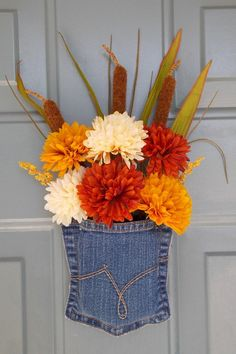 Fall Door Hanger,Autumn Door Hanger, Harvest Door Decoration,Decoration for  Fall,