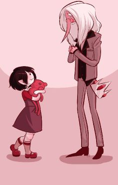 Adventure Time - Simon & Marceline awww... my favorite episode