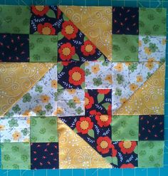 Another Quilt Square....
