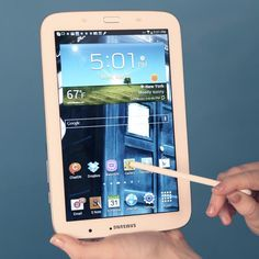 Check out our review of The Samsung Galaxy Note 8.0.