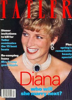 Diana's Blue Stone Earrings