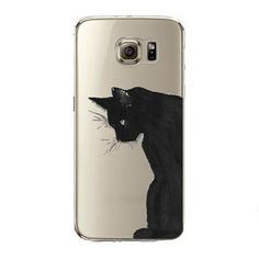 Black Cat Phone Case for Samsung – WeLoveCats