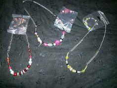 Mz.Succ3zz Unique Necklaces Setz $ 25.00ea