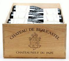 Chateau de #Beaucastel Chateauneuf Du Pape - Famille #Perrin