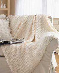 Simple Chunky Blanket