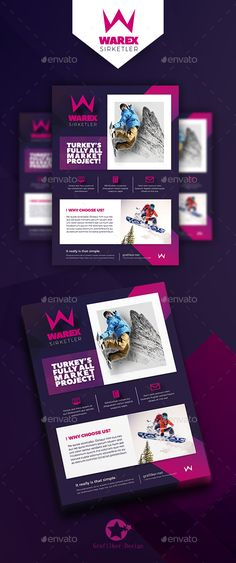 Youth Young Adult Conference Flyer Template Pinterest Flyer