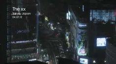 The xx - Angels (Live In Tokyo), via YouTube.