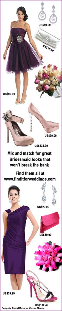 purple wedding shoes #purple bridesmaid dresses #wedding shoes and accessories http://www.finditforweddings.com