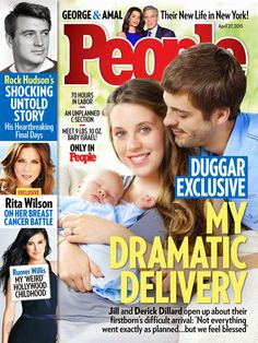 Duggar Family Blog: Updates and Pictures Jim Bob and Michelle Duggar 19 Kids and Counting: Jill's 70-Hour Labor