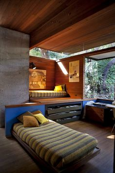 Touring the Breathtaking Kappe Residence in Rustic Canyon - Curbed Inside - Curbed LA