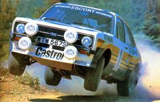Wheel In The Sky, Ford Escort, Rally Car, Road Racing, Race Cars, Retro, Life, Wheels, Group