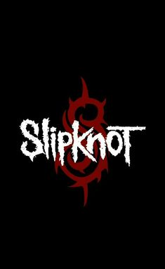 Slipknot Slipknot Albums, Slipknot Logo, Slipknot Band, Rock Band Logos, Rock Bands, Metallica Art, Goth Wallpaper, Rock Y Metal, Chihiro Y Haku