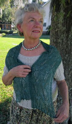 Dragonfly Scarf :: Dragonfly Dreams Lace Scarf    HeartStrings knitting pattern #H79 $7.50
